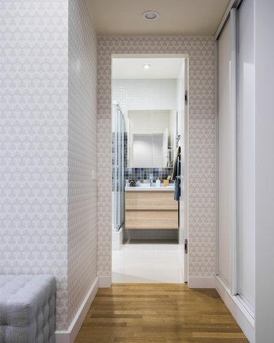Скандинавский Ванная комната by MO interior design