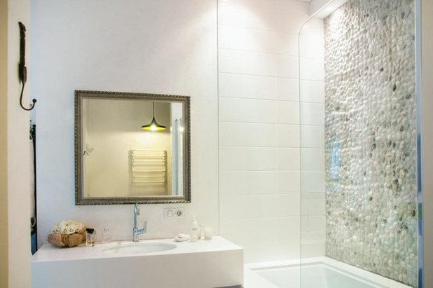 Современный Ванная комната by Вера Белова