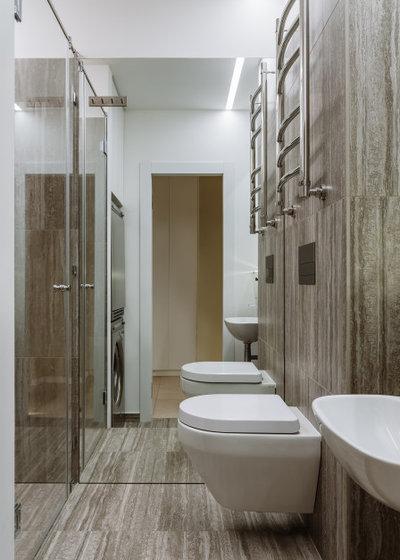 Современный Ванная комната by LevelHouse