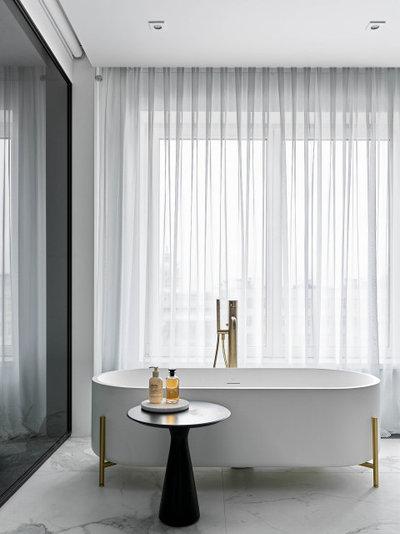 Современный Ванная комната by Ксения Иванова