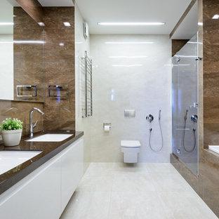 Интерьер квартиры в ЖК Кедровый 95 м^2