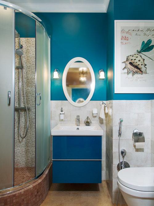 Modern Style Small Bathrooms