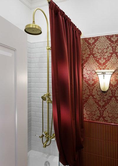 Классический Ванная комната by Студия дизайна Ольги Подольской