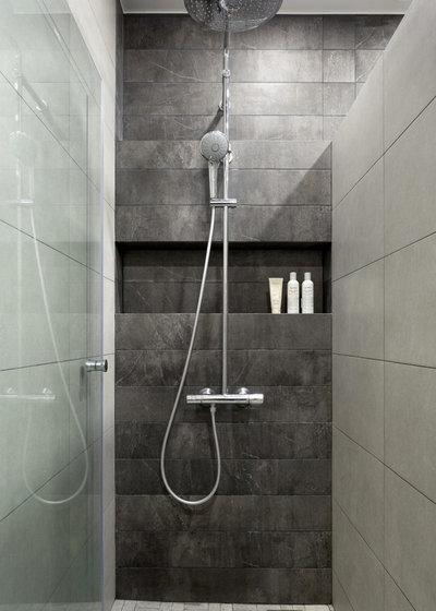 Современный Ванная комната by Дарья Ельникова