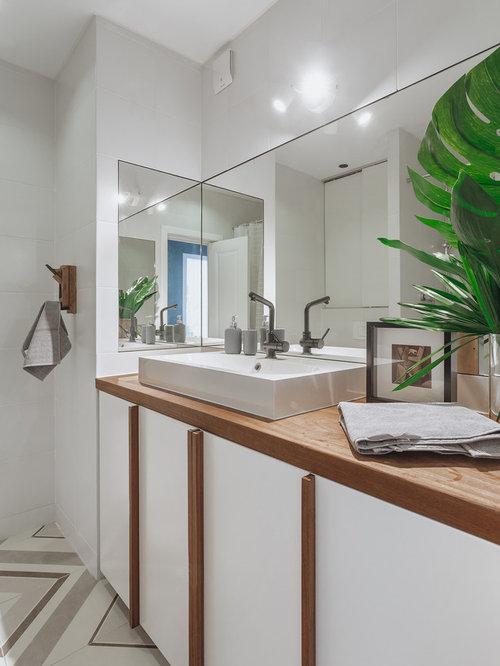 salle d 39 eau scandinave petit budget photos et id es d co de salles d 39 eau. Black Bedroom Furniture Sets. Home Design Ideas