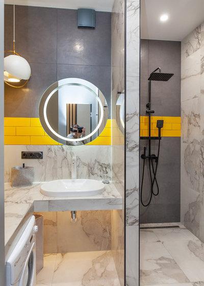 Современный Ванная комната by Дарья Рзянина