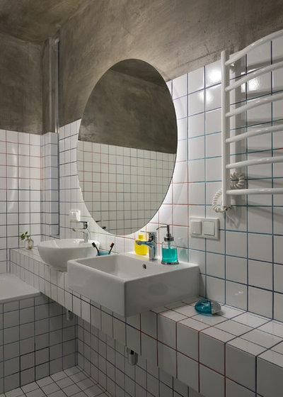 Современный Ванная комната by Le Atelier