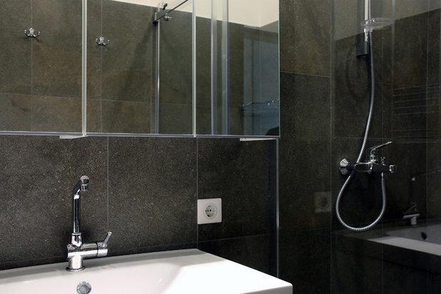 Современный Ванная комната by ПРОЕКТ905