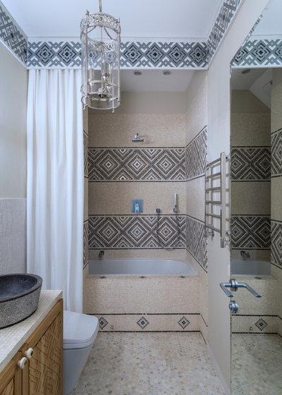 Классический Ванная комната by Женя Жданова