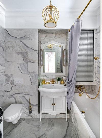 Современная классика Ванная комната by Левина Юлия