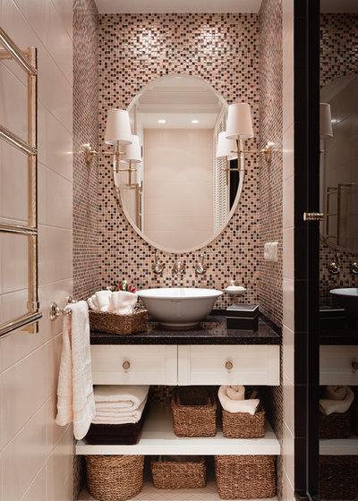 Современная классика Ванная комната by Special-style