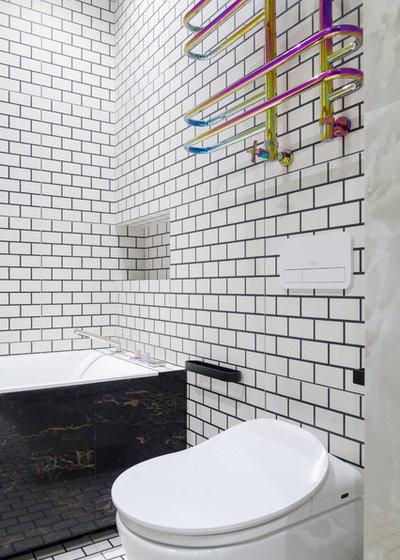 Ванная комната by DVEKATI