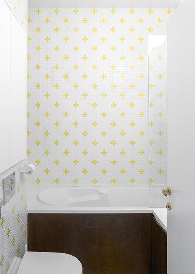 Modern Badezimmer by Le Atelier