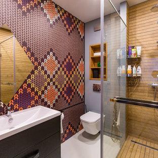 Plank Walls Bathroom Ideas Houzz