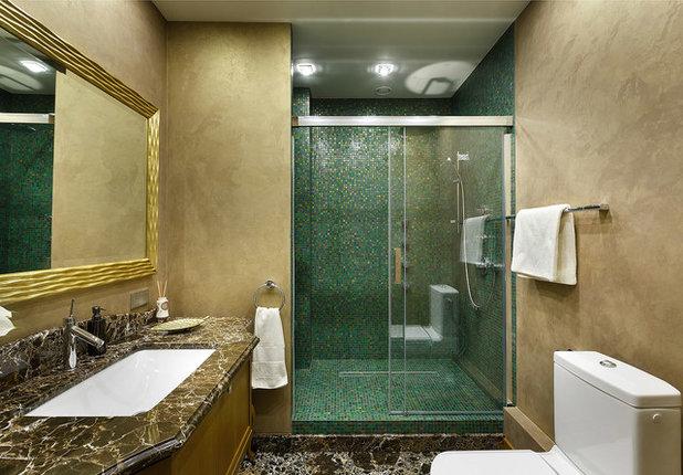 Contemporary Bathroom by Victoria Grace Interior Design
