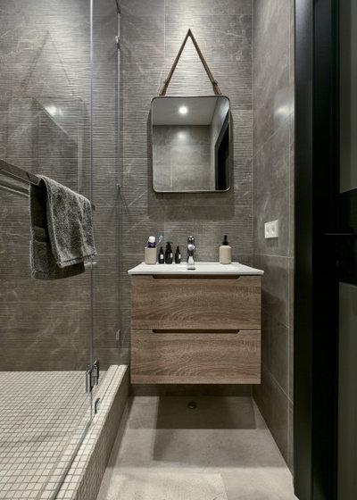 Современный Ванная комната by Анна Жемерева / ORT-interiors