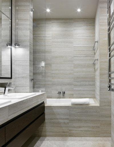 Современный Ванная комната by Анастасия Фонарева