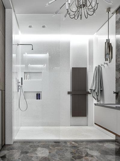 Современный Ванная комната by Ariana Ahmad Interior Design