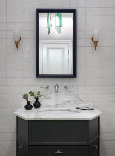 Современный Ванная комната by Мария Пилипенко