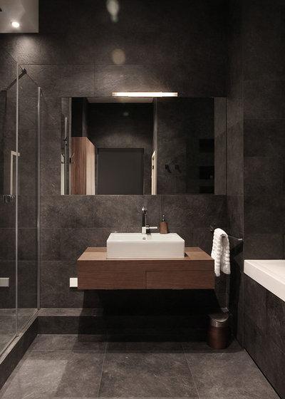 Современный Ванная комната by Влад Мишин