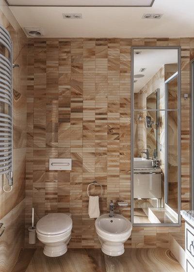 Contemporary Bathroom by Екатерина Дурава / DKART design studio