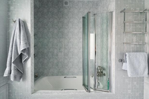 Современная классика Ванная комната by Albina Alieva Interior Design