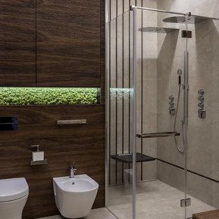 Ideas para cuartos de baño   Fotos de cuartos de baño con suelo de ...