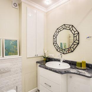 Стильный дизайн: ванная комната в стиле современная классика - последний тренд