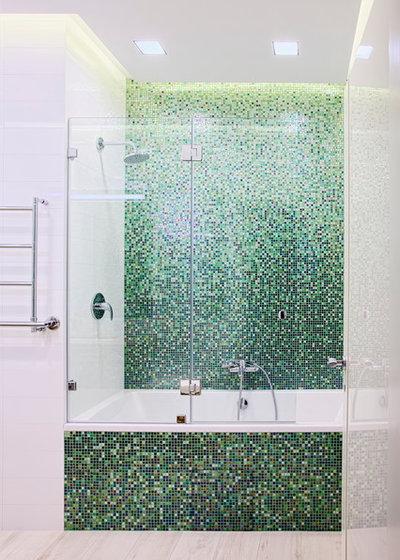 Contemporary Bathroom by Валентина Хребтова/Гаврилова
