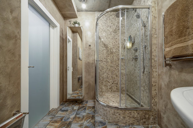 Современный Ванная комната by Анна Попова