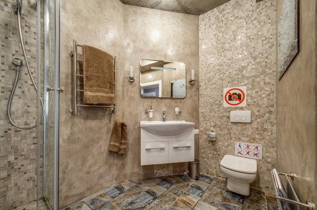Лофт Ванная комната by Анна Попова