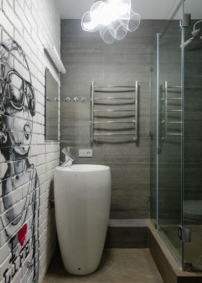 Лофт Ванная комната by MAKEdesign