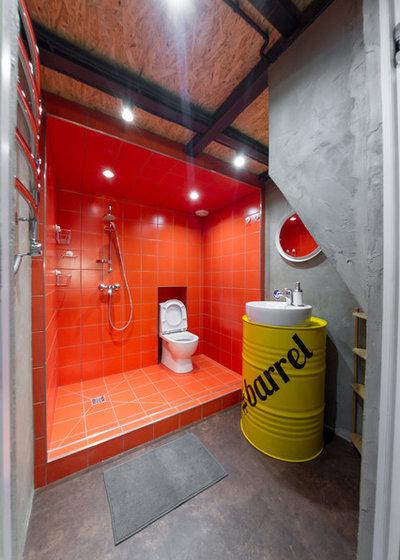インダストリアル 浴室 by Totaste.studio | Виктор Штефан