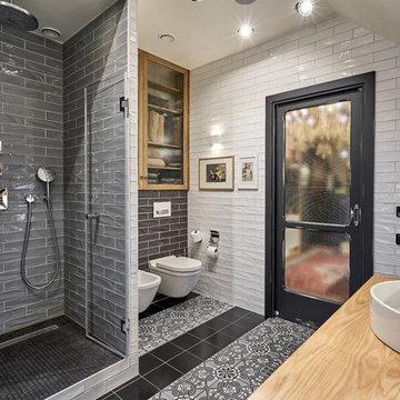 Лофт Ванная комната