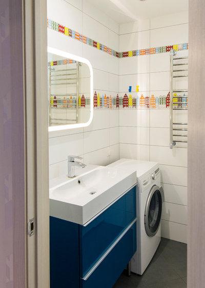 Contemporary Bathroom by FLATFORFOX
