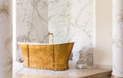 Просто фото: Необычные ванны