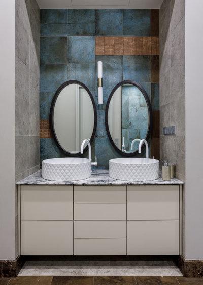 Современный Ванная комната by Ирина Крашенинникова