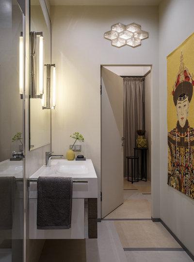 Современный Ванная комната by STUDIO8