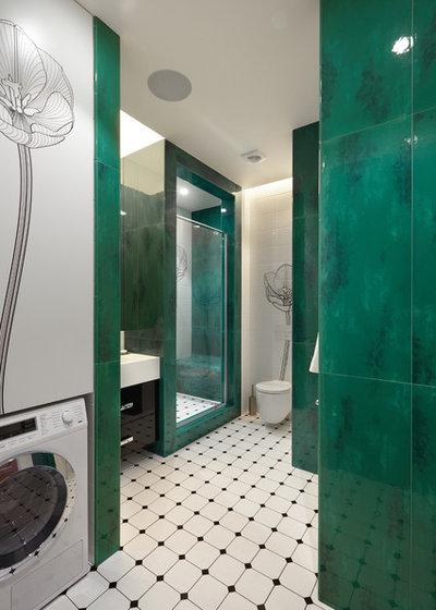 Contemporary Bathroom by Елена Бабушкина