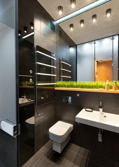 Лофт Ванная комната by Творческая мастерская Fateeva Design