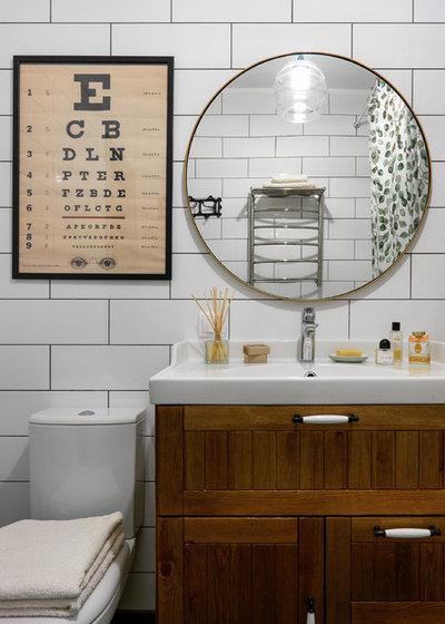 Современный Ванная комната by Ольга Комарова