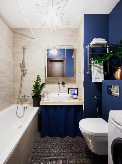 Современный Ванная комната by Юлия Веселова