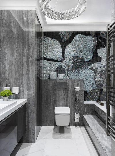 Современный Ванная комната by Andrey Volkov