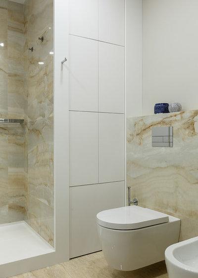 Современный Ванная комната by ARTSPACEBURO