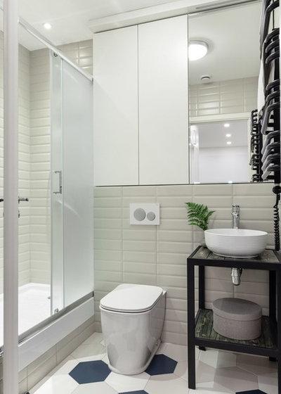 Современный Ванная комната by «Точка дизайна»