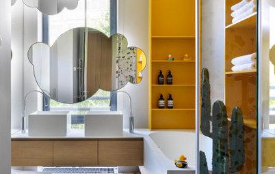 Просто фото: 21 дизайн-решение, что сделать с торцом ванны