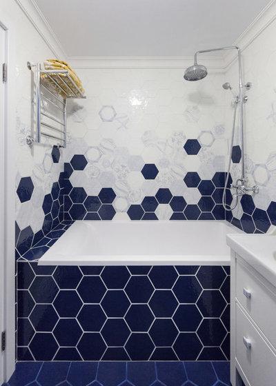 Современный Ванная комната by Valery Design