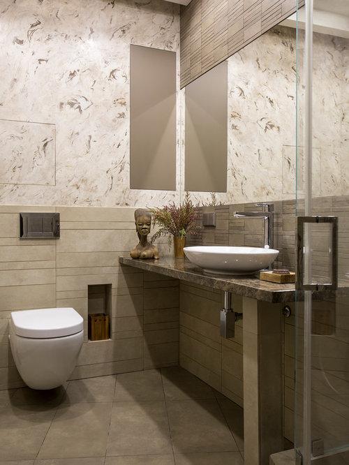 Bathroom Tiles Brown bathroom with brown tile ideas, designs & remodel photos | houzz