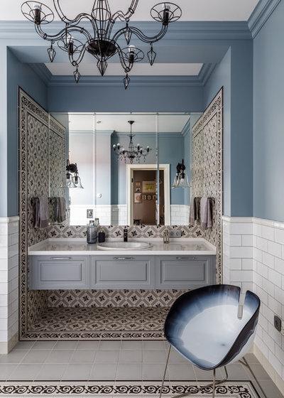 Классический Ванная комната by Bon Ton