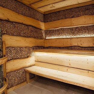 75 Rustic Sauna Design Ideas - Stylish Rustic Sauna Remodeling ...